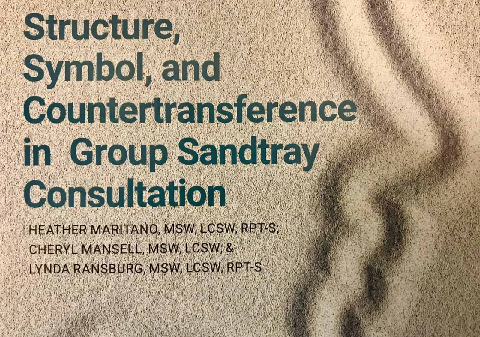 Using Sandtray In Clinical Consultation